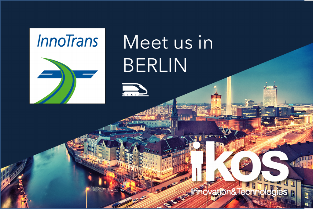INNOTRANS 2016 – BERLIN