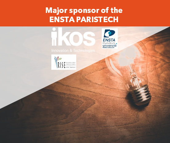 MAJOR SPONSOR ENSTA PARISTECH