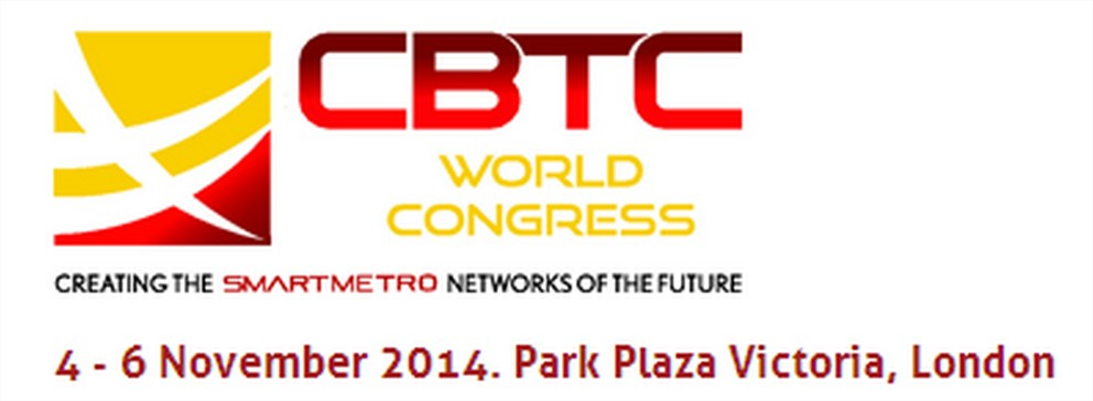 CBTC World Congress 2014 – Londres. UK