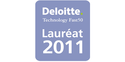 IKOS RECOGNIZED IN DELOITTE'S 2011 AWARDS
