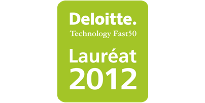 IKOS RECOGNIZED IN DELOITTE'S 2012 AWARDS