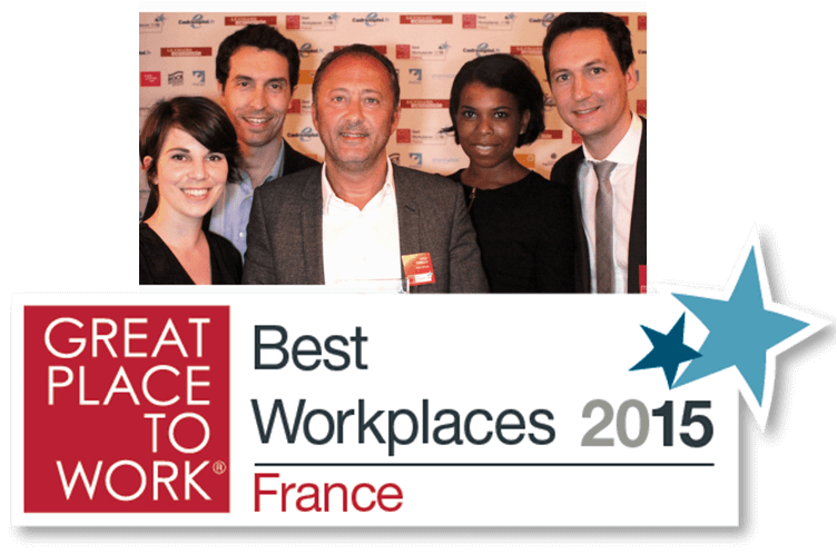 IKOS : GREAT PLACE TO WORK 2015!