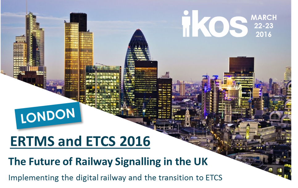 ERTMS and ETCS 2016: The Future of Railway Signalling in the UK