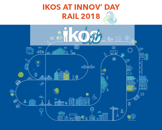 IKOS AT INNOV' day rail